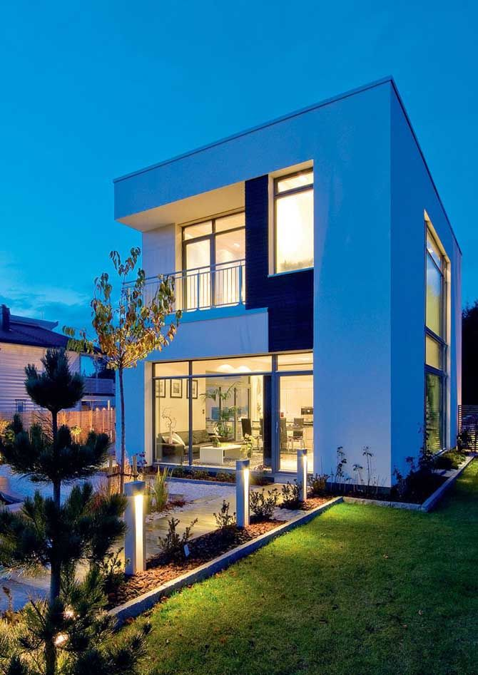 Asian-Inspired Modern Nordic Home With Luxury Touches - DigsDigs