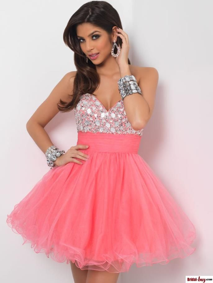 Dresses #Watermelon Mini Dresses #sweet 16 dress sweet 16 dresses ...