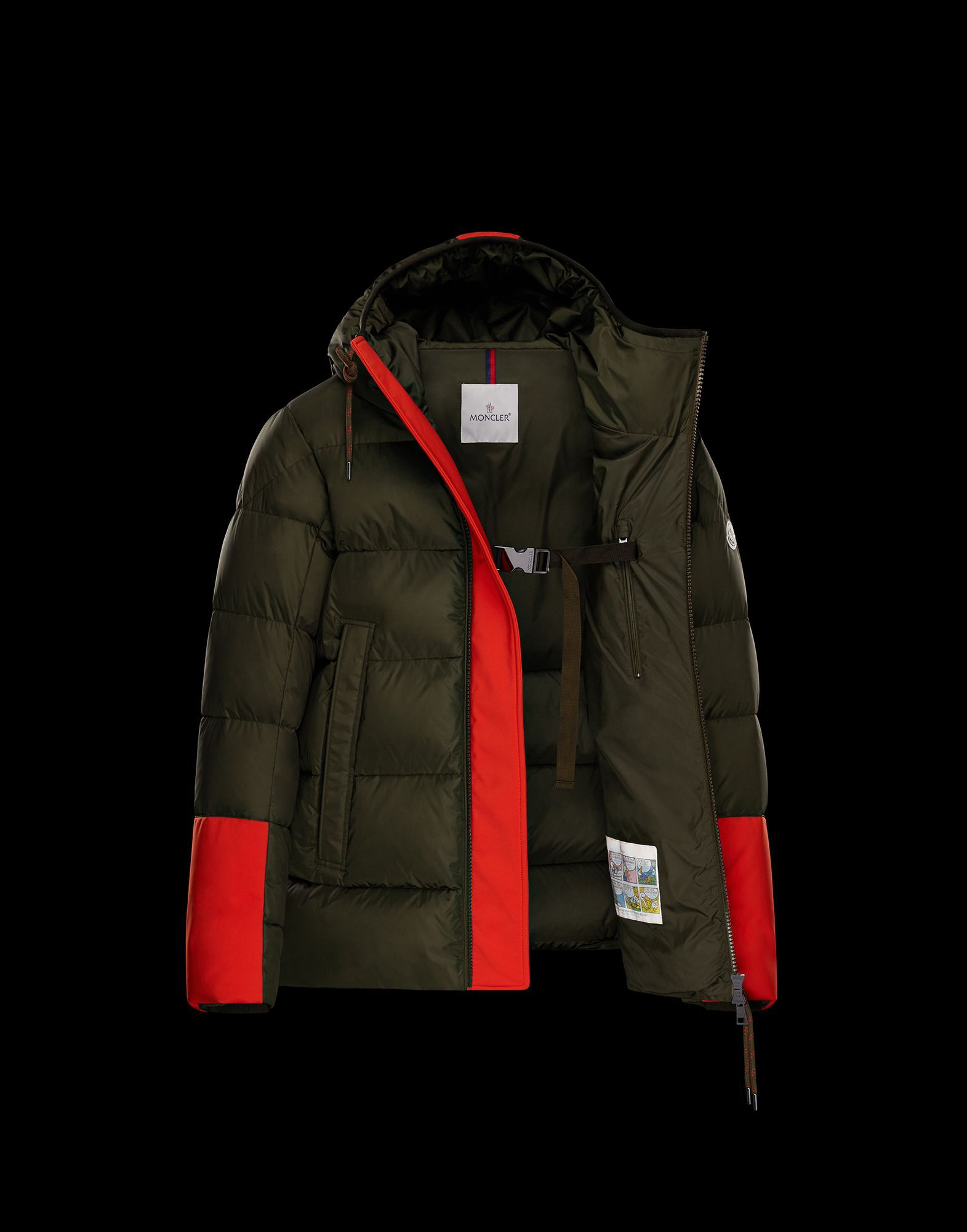 moncler jacket drake