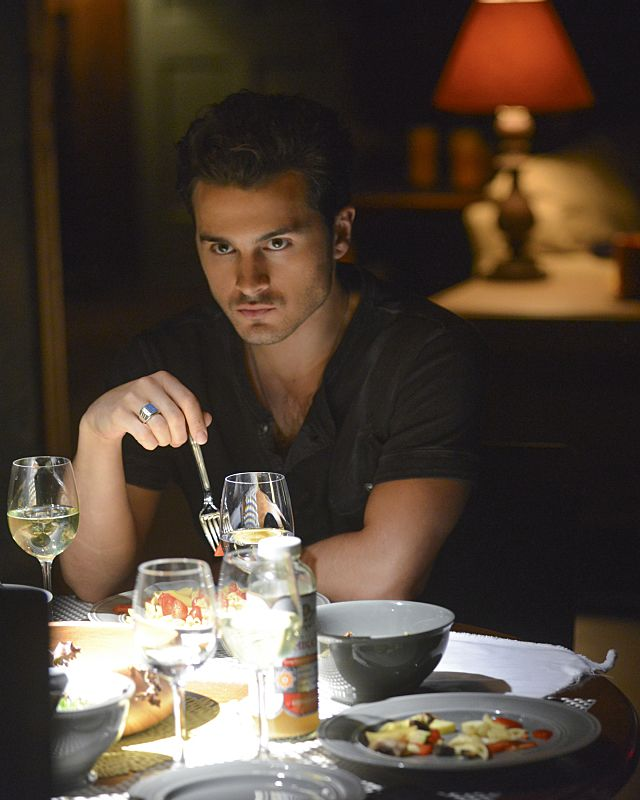 BuddyTV Slideshow | 'The Vampire Diaries' Episode 6.2 Photos: Caroline Teams Up with Enzo