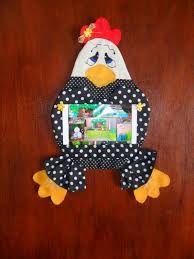 Resultado de imagem para porta recados galinha pintadinha com feltro