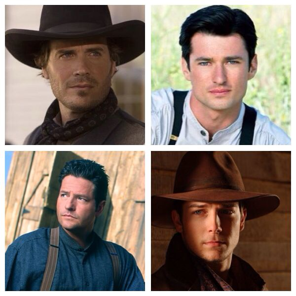 The 4 reasons I watch the Love Comes Softly series.<<<<<< Yes yes yes!!!!