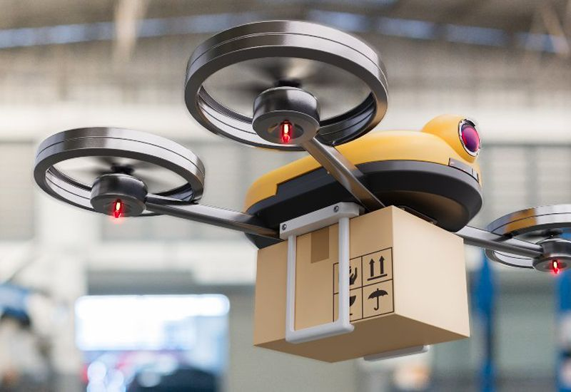 Photo of Deuce Drone partners with Alabama market for grocery drone delivery trial