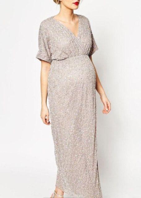 Vestido De Boda Para Novia Embarazada Pregnant Brides Www Miboda Tips Dresses For Pregnant Women Pregnant Bride Dresses