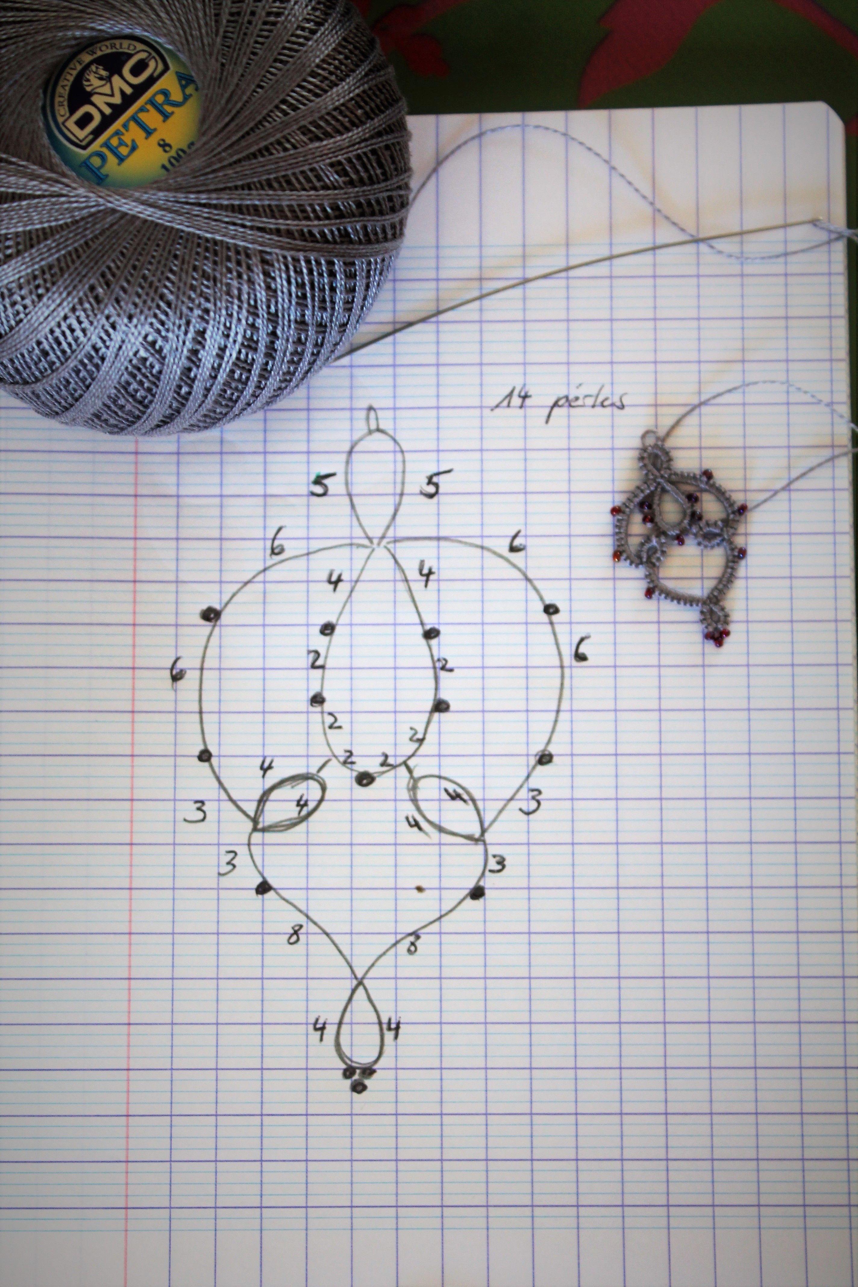 Pin de Lili House en Couture / Frivolités à l\'aiguille | Pinterest ...