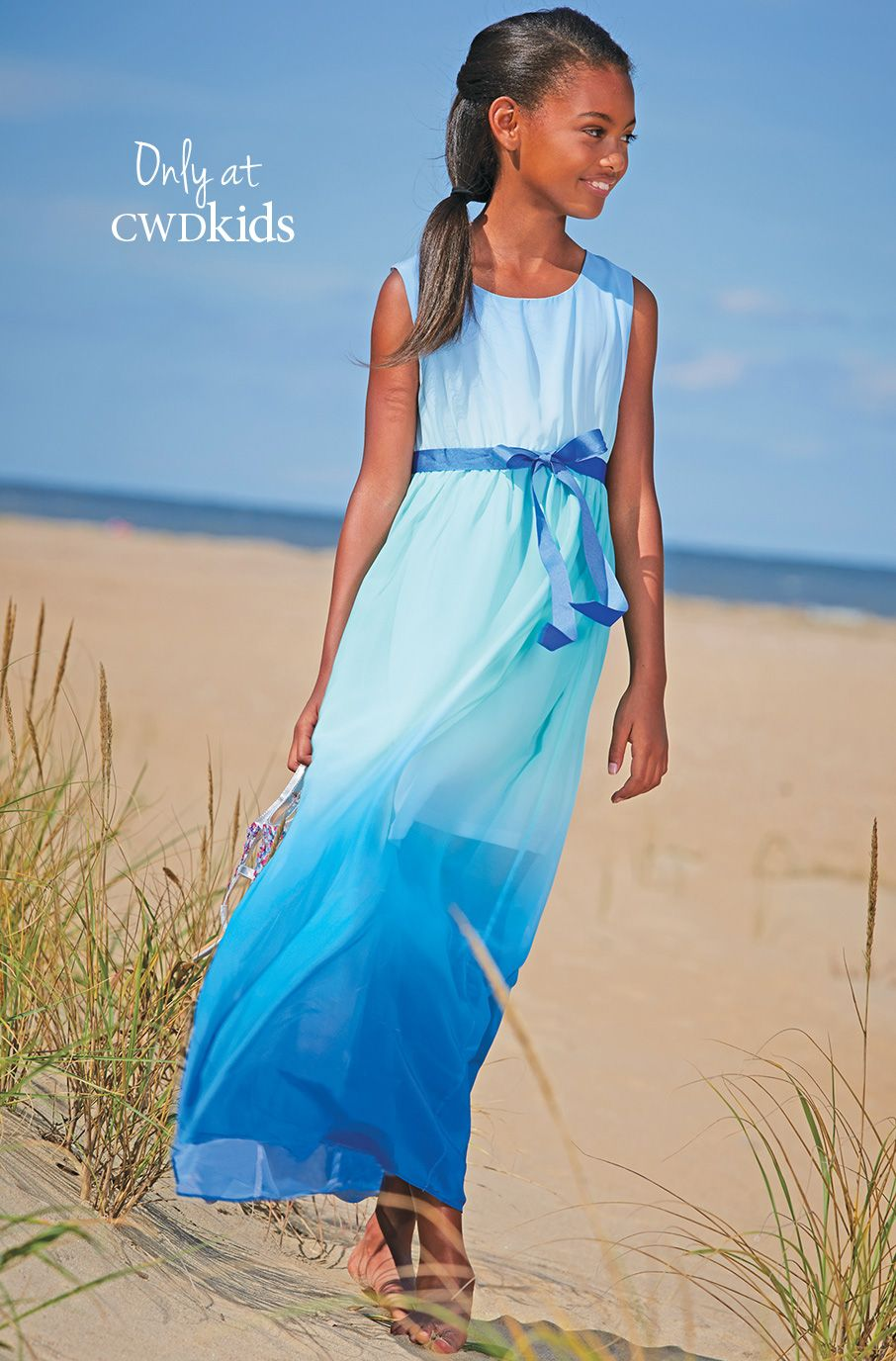 From CWDkids: Ombre Maxi Dress | Sweet & Sassy Tween Girly Things ...