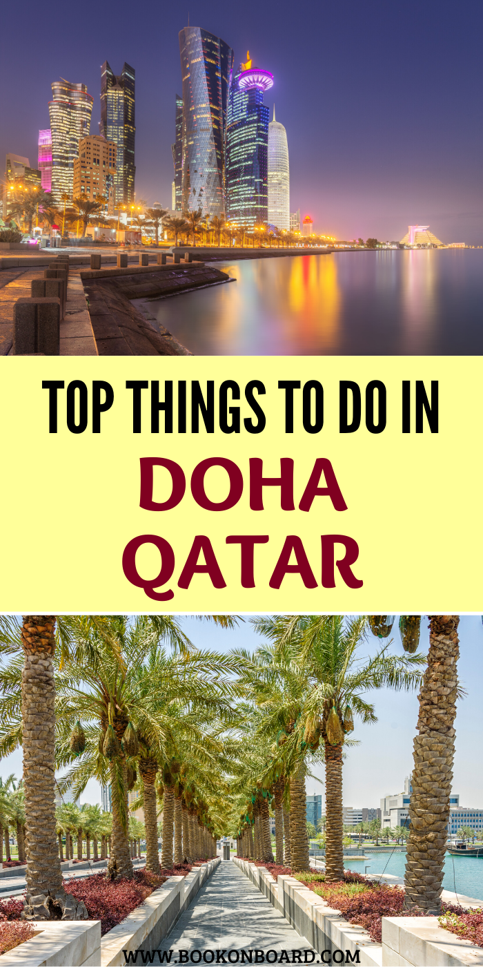 Offering true Arabian hospitality and food, Qatar is one of the safest places to travel. We're here with a Guide to Qatar. In this guide, you will find out everything you need to know about your Qatar visit #travelbucketlist #thingstodo #Dohatravel #Qatartraveltips