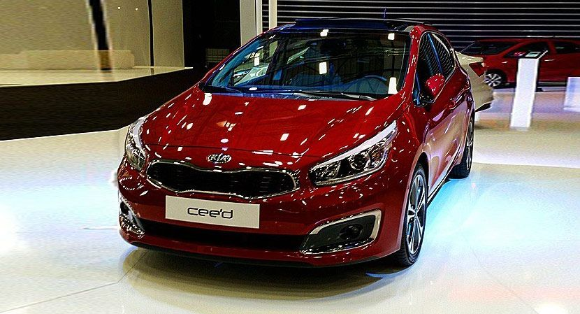 2018 Kia Ceed Colors Release Date Redesign Price 2018 Kia