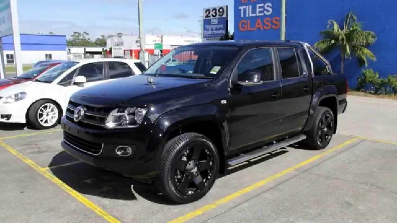 Vw Amarok Modified >> VW Amarok 20 inch custom rims KMC Rockstar Black Wheels | Blackout | Pinterest | Vw amarok ...
