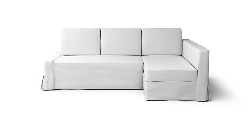 Friheten Loose Fit Right Chaise Slipcover Comfort Works Custom