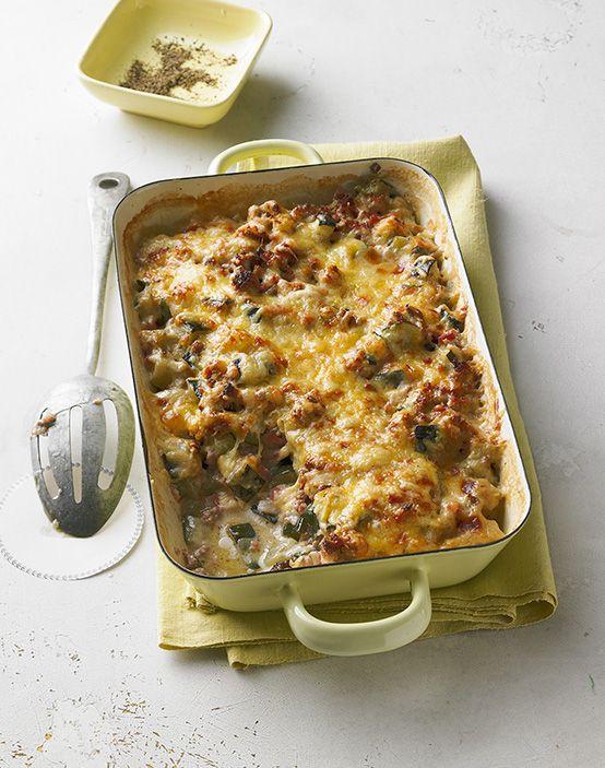 Photo of Zucchini casserole