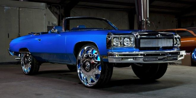 Only Cars With Big Wheels