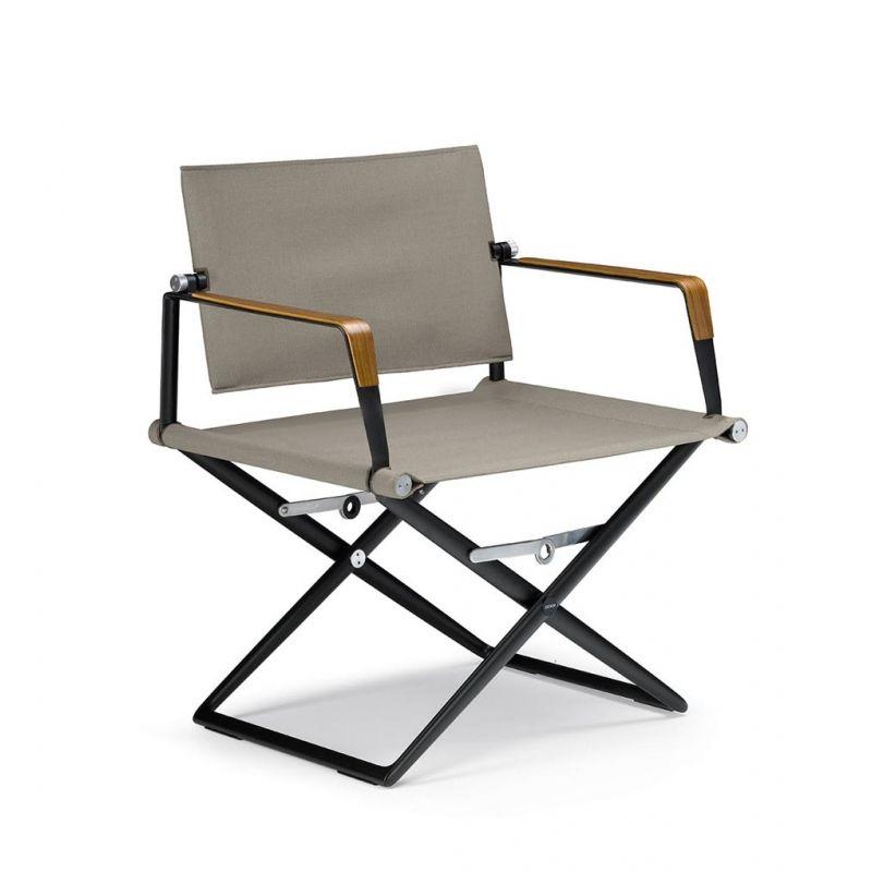 Dedon SeaX Sessel klappbar, Textil | DEDON Gartenmöbel | Pinterest ...