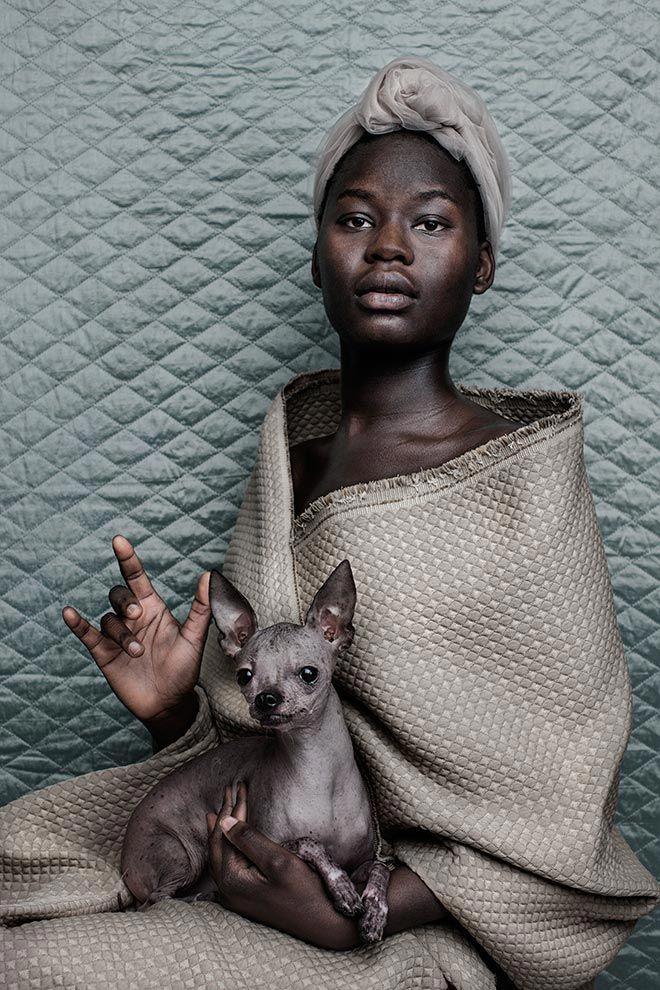 © Shelly Mosman, série « Millenium Series » Woman