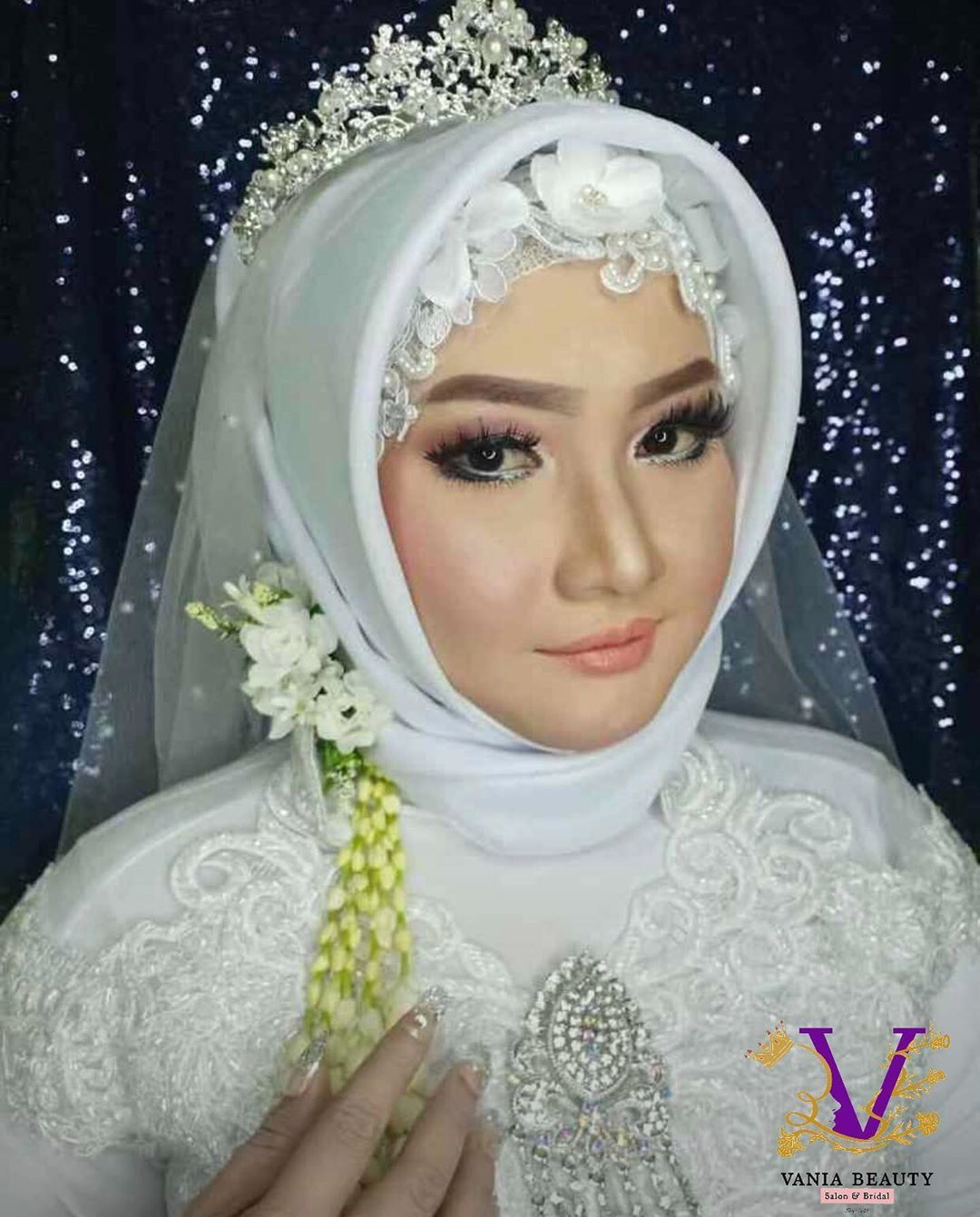 Photo of MAKE UP WEDDING by Vania Beauty Salon & Bridal 💕 – Make Up Wedding ada banyak…
