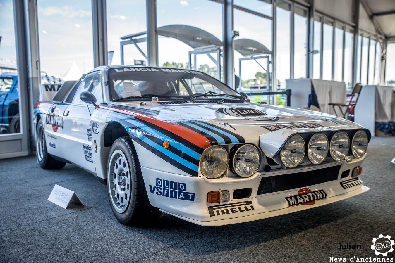 #Lancia #037 à #LeMansClassic 2016 #MoteuràSouvenirs Reportages : http://newsdanciennes.com/tag/le-mans-classic/ #ClassicCars #ClassicRacing