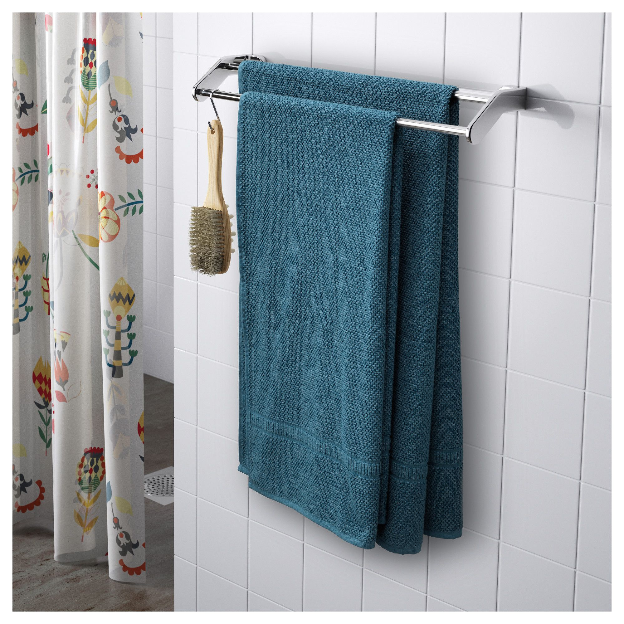 ikea fr jen serviette de bain bleu vert in 2019. Black Bedroom Furniture Sets. Home Design Ideas