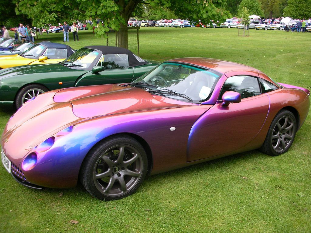 TVR Tuscan,, how I w