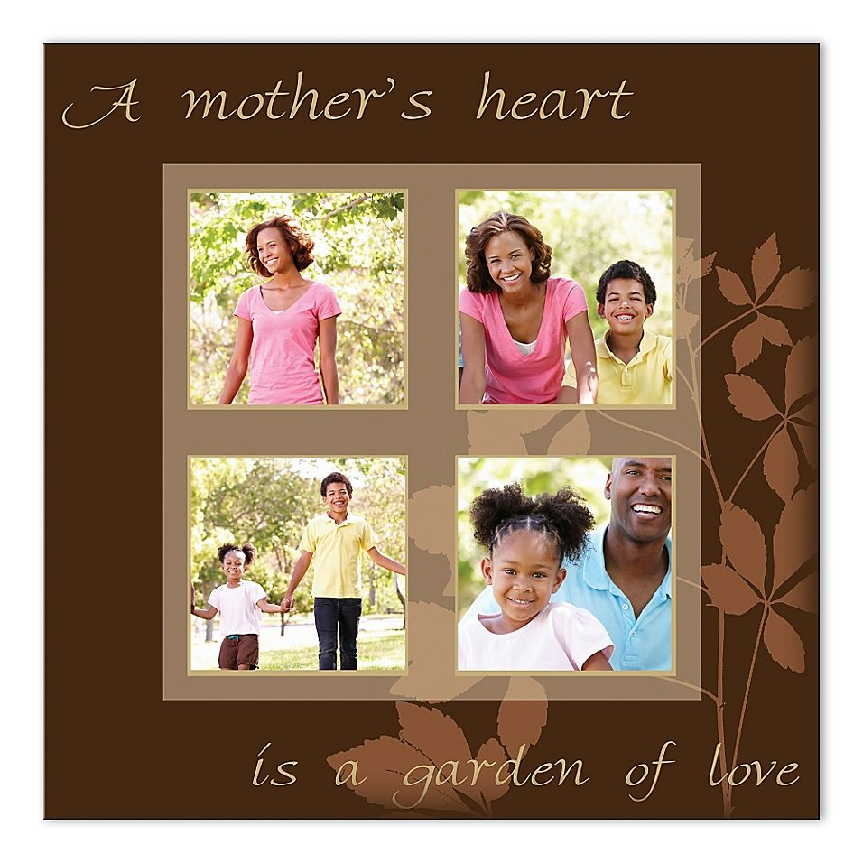 Mother S Garden Canvas Wall Art Multi Canvas Wall Art