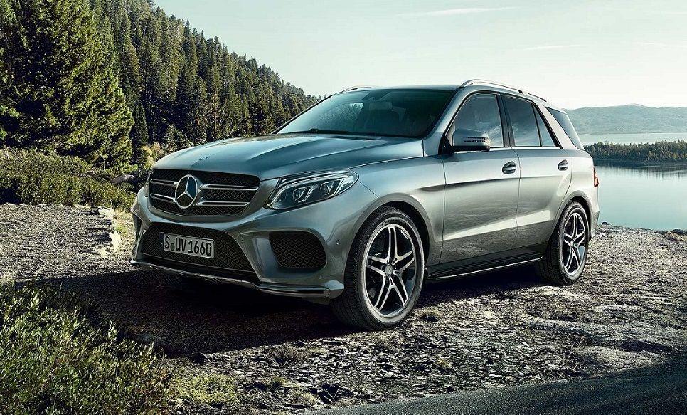 The New Plugin Hybrid Mercedes Benz Gle 500 Suv Revealed