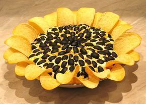 Photo of Sunflower Salad Appetizer Recipe