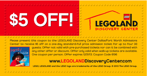 WHERE CAN I GET LEGOLAND DISCOUNT COUPONS