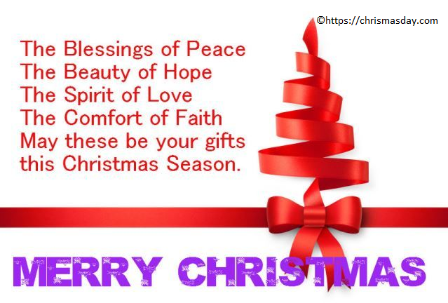 Christmas Inspirational Thoughts Inspirational Quotes For