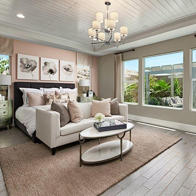 Ruhige Farben im Schlafzimmer und die beste Bettwäsche. #Bettwäsche ...