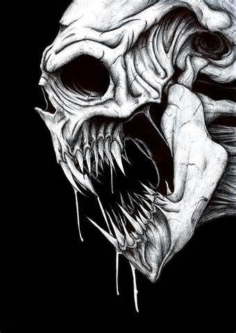c745b86afb633 Realistic Scary Demon Drawings - Bing images | Drawings | Demon ...
