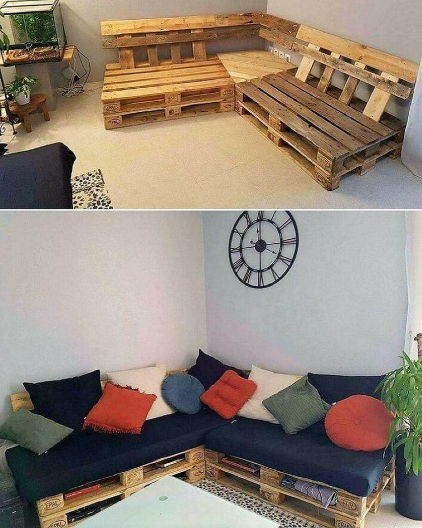 Palet Dekorasyon Furniture Home Decor Pallet Furniture