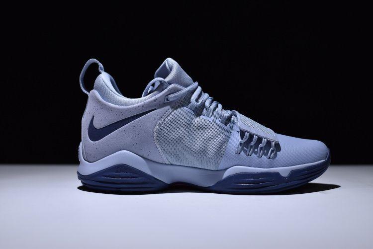 Nike PG 1 Glacier Grey/Armory Blue 2017