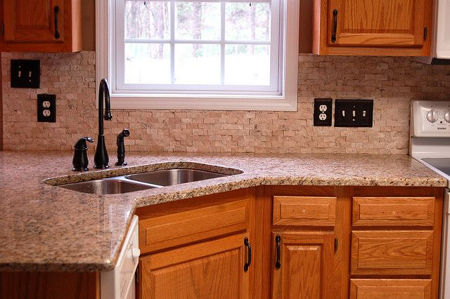 Perfect Kitchen Counters And Backsplashes. Kitchen Counters Backsplashes 1000  Images About Backsplash Florida Flowers Dark Granite Countertops On Sich