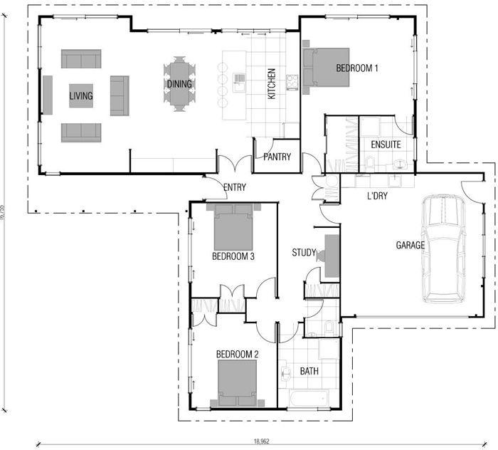 House Plans New Zealand | House Designs NZ | Floorplans | Pinterest ...