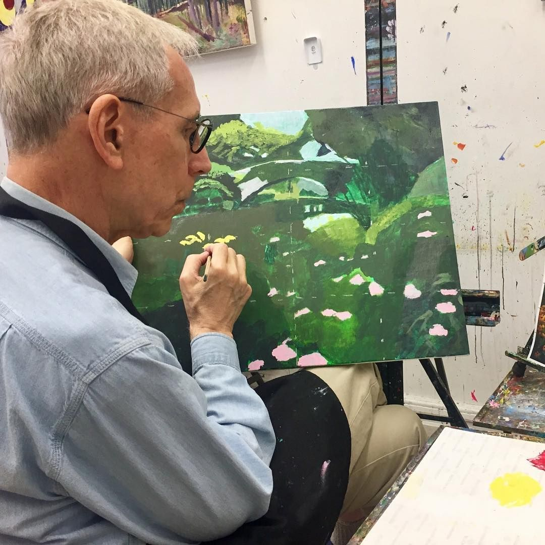 Oil Painting Art Classes In Nyc Feel Inspired With Art
