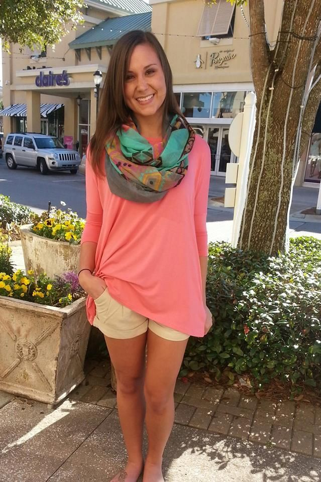 PIKO TOPS!! Now in! $24.95 Call us to order 850 424 6686 or shop online at Shop destin Stars Boutique #piko #spring #cute