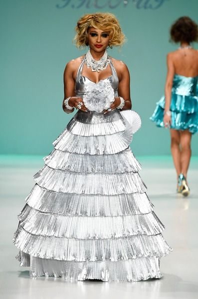 Betsey Johnson\'s Collection Is Nuptial-Tastic | Crazy wedding ...
