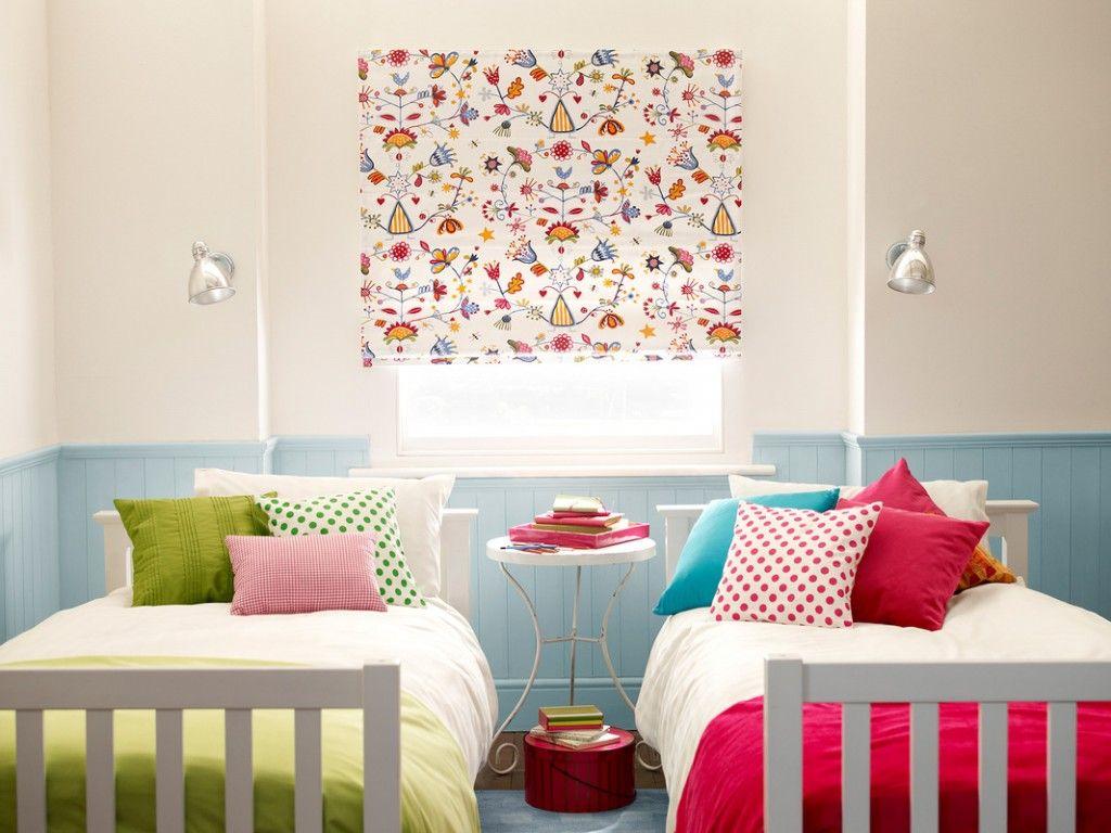 estores dormitorios infantiles | cortinas infantiles | Pinterest ...