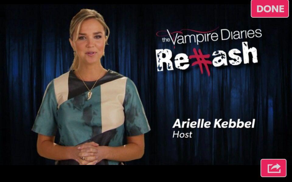 Love Lexi Brandson | Vampire Diaries