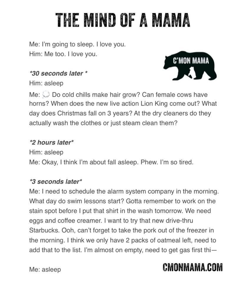The Mind Of A Mama Working Mom Quotes Mom Life Funny Mom Thoughts
