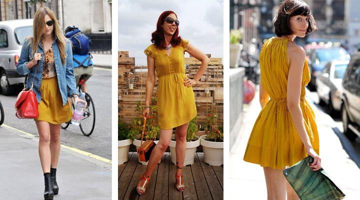 Combinar ropa de color mostaza color color ropa de colores y color mostaza - Colores para combinar ...