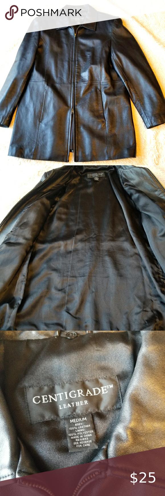 Centigrade Black Leather Jacket Double Zipper M Fur Leather Jacket Leather Jackets Women Harley Davidson Leather Jackets [ 1740 x 580 Pixel ]