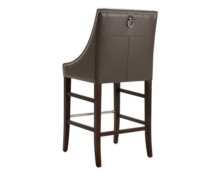 404 Goodies Not Found Bar Stools Leather Bar Stool