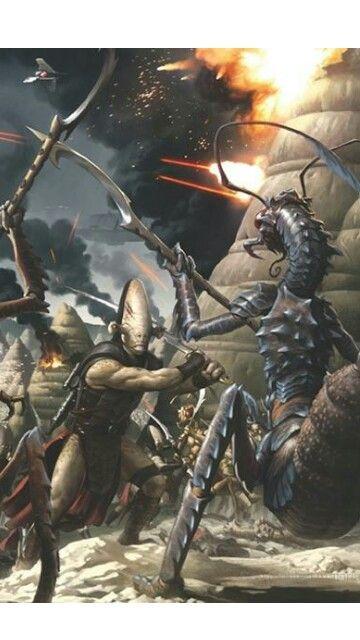 Rakatan warriors storm a Killik nest (Darren Tan) | Star