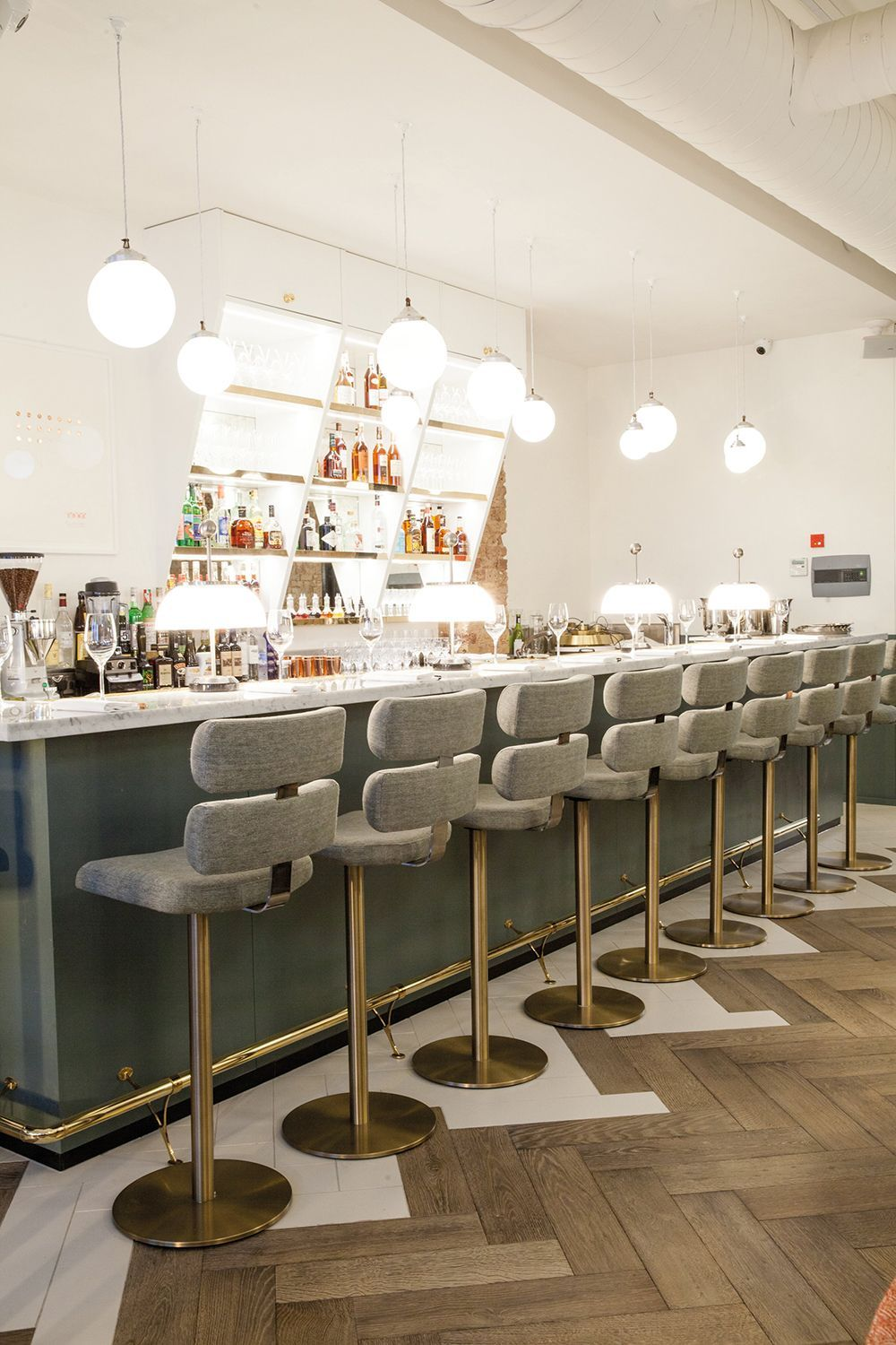 Frenchie, Covent Garden | Hospitality Interiors Magazine ...