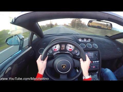 You Drive The Lamborghini Lp570 Performante Fast Pov Test Drive