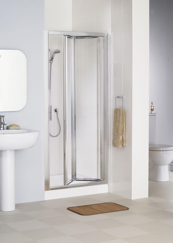 Framed Bi-fold Door - Fully-Framed Shower Enclosures | Pinterest ...