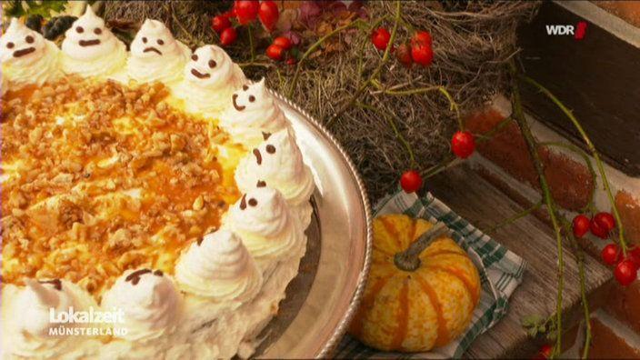 Kuchen Kurbis Kasekuchen Aus Laer Bildquelle Wdr Torten