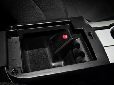 Mustang Center Console Mounted Trunk Release Kit 05 09 All Center Console Mustang 2009 Ford Mustang