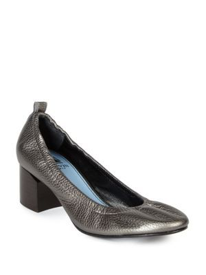 buy cheap reliable visa payment cheap price Lanvin Metallic Leather Pumps DYkPg