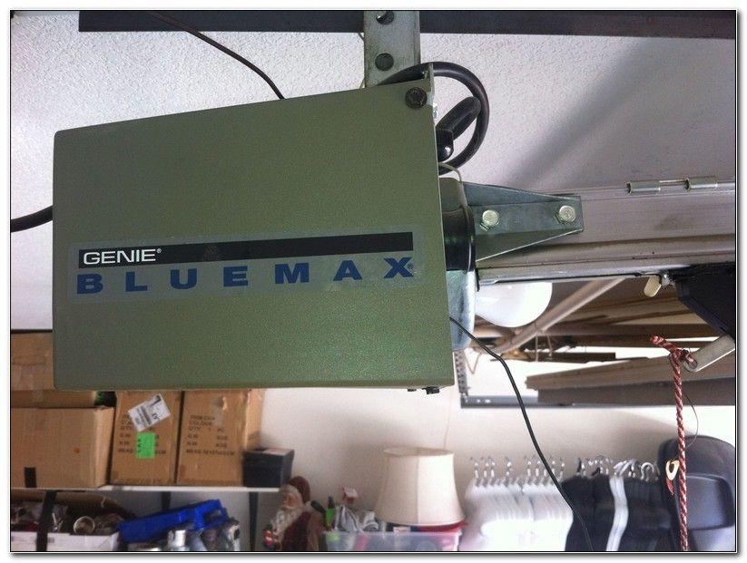 Genie Blue Max Garage Door Opener Troubleshooting Garage Door